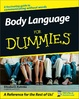 Cover of Body Language For Dummies