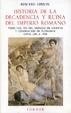 Cover of Historia de la decadencia y ruina del Imperio romano. Tomo VIII
