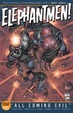 Cover of Elephantmen!, Book 4