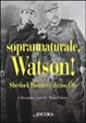Cover of Soprannaturale, Watson!