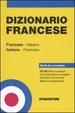 Cover of Dizionario francese. Francese-italiano, italiano-francese