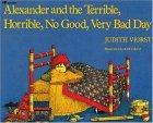 Cover of Alexander and the Terrible, Horrible, No Good, Very Bad Day