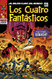 Cover of Marvel Gold: Los cuatro Fantásticos #1