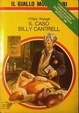 Cover of Il caso Billy Cantrell