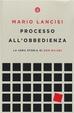Cover of Processo all'obbedienza