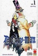 Cover of D.Gray-Man vol. 1