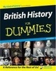 Cover of British History for Dummies