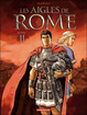 Cover of Les aigles de Rome, Tome 2