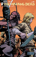 Cover of The Walking Dead #154