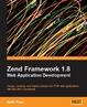 Cover of Zend Framework 1.8 Web Application Development