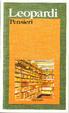 Cover of Pensieri