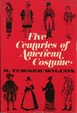 Cover of Five Centuries of American Costume