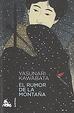 Cover of EL RUMOR DE LA MONTAÑA