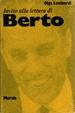 Cover of Invito alla lettura di Berto