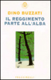 Cover of Il reggimento parte all'alba