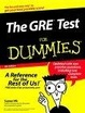 Cover of The GRE Test for Dummies, Fifth Edition