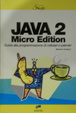 Cover of Java 2 micro edition