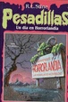 Cover of Un día en Horrorlandia