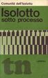 Cover of Isolotto sotto processo
