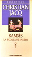 Cover of Ramsés: La batalla de Kadesh