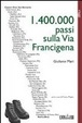 Cover of 1.400.000 passi sulla Via Franchigena