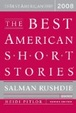 Cover of The Best American Short Stories 2008