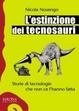 Cover of L' estinzione dei tecnosauri