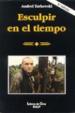 Cover of Esculpir en el tiempo