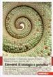 Cover of Elementi di biologia e genetica. Con CD-ROM