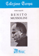 Cover of Benito Mussolini