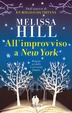 Cover of All'improvviso a New York