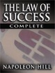 Cover of The Law of Success In Sixteen Lessons by Napoleon Hill