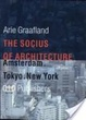 Cover of The socius of architecture