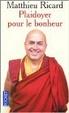 Cover of Plaidoyer pour le bonheur