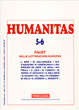Cover of Humanitas (2007) vol. 5-6. Faust nelle letterature europee.