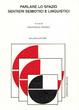 Cover of Parlare lo spazio