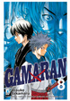 Cover of Gamaran vol. 8