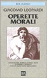 Cover of Operette Morali