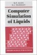 Cover of Computer Simulation of Liquids