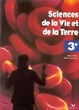 Cover of Sciences de la vie et de la terre, 3e
