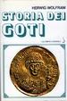 Cover of Storia dei Goti