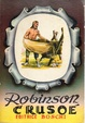 Cover of ROBINSON CROSOE'