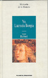 Cover of Yo, Lucrecia Borgia