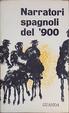Cover of Narratori spagnoli del novecento