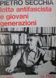 Cover of Lotta antifascista e giovani generazioni