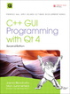 Cover of C++ GUI Programming with Qt4