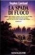 Cover of La spada di fuoco