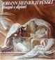 Cover of Johann Heinrich Füssli. Disegni e dipinti