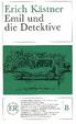 Cover of Emil und die Detektive