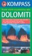 Cover of Grande atlante escursionistico delle Dolomiti